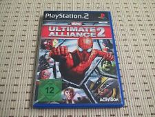 Marvel Ultimate Alliance 2 für Playstation 2 PS2 PS 2 *OVP*