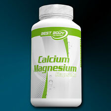 (11,36€/100g) Best Body Nutrition Calcium Magnesium 100 Kapseln