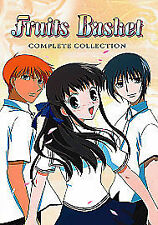 Fruits Basket Collection : Box Set (4 Discs) - Anime - New DVD