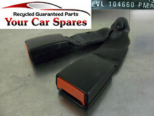 Rover 75 / MG ZT - 4 Door - Driver Rear Seatbelt Anchors/Buckles - EVL104660PMA