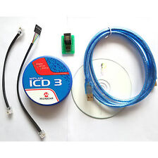 MPLAB ICD 3 In-Circuit Emulator Debugger Programmer Development tool for PIC MCU