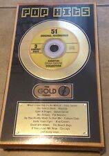 POP Hits The Gold Series 51 songs 3 CD box Set NEW factory sealed