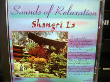 Sounds of Relaxation (CD) Shangri La WORLDWIDE SHIP AVAIL!