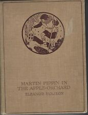MARTIN PIPPIN IN THE APPLE ORCHARD by ELEANOR FARJEON pbl 1926 illus by CE BROCK