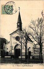 CPA Paris 13e Paris-Eglise Saint-Marcel (311429)