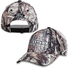 Ford F150 True Timber Camo Cotton Licensed Embroidered Hat