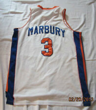STEPHON MARBURY- STARBURY BASKETBALL JERSEY BY STEVE AND BARRY Size Large