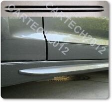 Audi A6 C6 Line Side Skirts Saloon, Estate spoiler, tuning