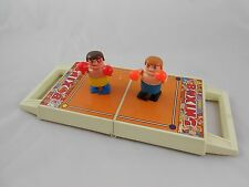 Tomy Funny Boxing Wind Up Bumble Boxing Vintage 80s Boxer Spielzeug