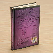 Classic Vintage Notebook Journal Diary Thick Page