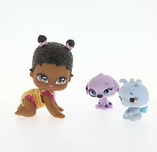 Bratz Lil' Angelz Sasha #111 Doll & 2 Pets Precious Lil' Bundles Of Joy Series