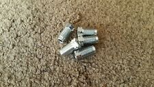 Pkt 5 x 7/16 x 24 unf standard male brake pipe nuts FREE POSTAGE TO UK