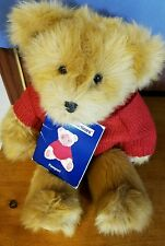 RARE FRANKLIN T BEAR PASSPORT MADE BY RUSS EXCLUSIVELY FOR AMERICAN AIRLINES 988