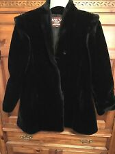 Avec Tu Plush Coat By Glenoit Size Medium