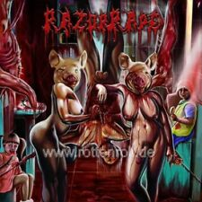 RAZOR RAPE -CD- Revenge of the Hermaphrodite Whores