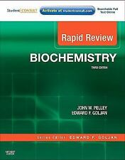 Rapid Review Biochemistry: With STUDENT CONSULT Online Access, 3e, Goljan MD, Ed