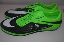 DARRENT BENT MATCH WORN NIKE FOOTBALL BOOTS DERBY FULHAM TOTTENHAM not shirt