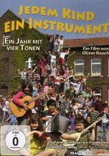 DOKUMENTATION - JEDEM KIND EIN INSTRUMENT  DVD NEU YVONNE RUOCCO