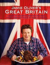 Jamie Oliver's Great Britain Favorite Recipes from Comfort Food to New Classics