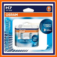 2X Osram Cool Blue Intense H7 12V Xenon Look 4000k Abblendlicht VW GOLF 4 5 6 7