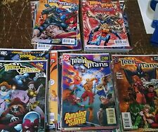 from JLA comic lot of 75 Teen titans 2003 1-89 (out of 100) nm bagged boarded