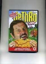 JETHRO - A GIANT PORTION OF JETHRO - NEW DVD!!
