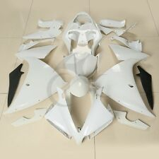 Unpainted White ABS Fairing Bodywork Set For Yamaha YZF R1 YZFR1 2012 2013 2014