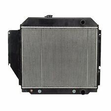 1329 New Radiator For Ford E-150 E-250 E-350 Econoline Club Wagon 75-91 4.9 L6