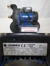 Lowara Pompa CEA80/5/A Pompa di pressione pompa dell'acqua Ottime condizioni