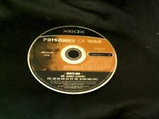 Prisoner of War, Xbox Game, Trusted Ebay Shop, Disc Only