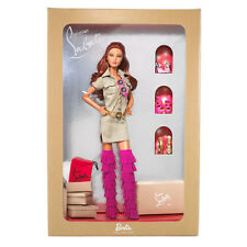 Christian Louboutin Dolly Forever barbie 2010 Gold Label