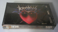 KROKUS heart attack CASSETTE SEALED 1988
