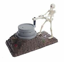 Skeleton Coin Box Money Saving Piggy Bank Halloween Gift Funny Party Music Talk