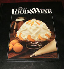 DELUXE HB Cookbook 500 Recipes Best of Food & Wine 1st ed Holiday entertaining