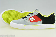DC Kinder Schuhe Kids Cole Pro US 1 EU 32 Black / Grey / Red