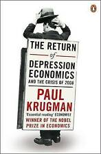 The Return of Depression Economics and the Crisis of 2008 by Paul R. Krugman ...