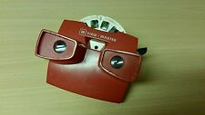 Vintage Retro 3D View Master with One Preview Reel / Card