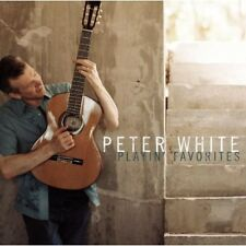 Playin' Favourites - Peter White (CD Used Very Good)