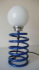 """LAMPE RESSORT . """" INGO MAURER """" . DESIGN VINTAGE  années 60 70"""
