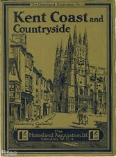 Dixon-Scott : Kent Coast and Countryside - Camera Pictures of the County 1929