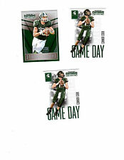 Connor Cook 2016 Panini Contenders Draft Pick Lot (3) Rookie Cards Michigan St