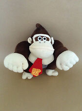 Super Mario Plush Teddy - donkey kong Soft Toy - Size:20cm - NEW FREE POSTAGE