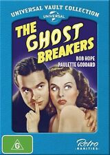 The Ghost Breakers (Universal Vault) NEW R4 DVD