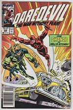 Daredevil 246 Marvel Comics 1987 Bad Guy Jim Owsley Tom Morgan Tony Dezuniga