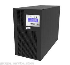 Gruppo di Continuità UPS  INFORM  SINUS PREMIUM LCD 1000VA 900W ON LINE