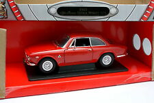 Yatming Road Signature 1/18 - Alfa Romeo Giulia Sprint GTA Bertone 1965 Red