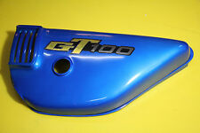 Brandnew Suzuki 100 GT100 GT125 GT185 Side frame cover Left NEW