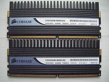 2x2Gb Corsair Dominator CM2X2048-8500C5D 5-5-5-15 2.1v Ver.1.1 (4Gb)