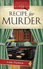 Recipe for Murder: Cozy Crumb Mystery Series #1 by Harris, Lisa