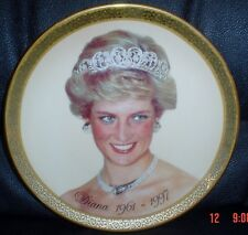Bradford Exchange Collectors Plate DIANA